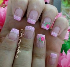 Nail Spa, Manicure And Pedicure, Cute Nail Art, Cute Nails, Short Nail Designs, Nail Art Designs, Hair And Nails, My Nails, Magic Nails