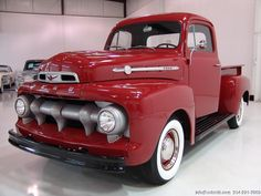 DANIEL SCHMITT & CO CLASSIC CAR GALLERY PRESENTS: 1952 FORD F1 PICK-UP TRUCK