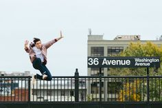 BDC guest faculty member, Jon Rua, featured on Dancers of New York!