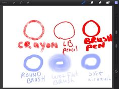 Tutorial - Getting Started with Procreate iPad Painting App | Ellifolks