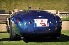 1950 Ferrari 166MM Touring Barchetta