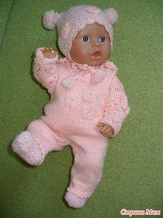 Небольшая коллекция ХОМЯЧКА - Гардероб для куклы - Страна Мам