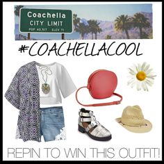 ***REPIN ON THIS PIN HAS NOW ENDED*** #CoachellaCool Full terms: https://a.pgtb.me/lZ9G7X