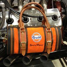 gulf driver helmet retro classics stuttgart germany 2015 auto racing pinterest best. Black Bedroom Furniture Sets. Home Design Ideas