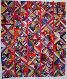 Tie quilt-- for after Mike doesn't need all those ties!
