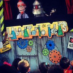Teatro de titeres