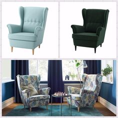 product stories strandmon wing chair