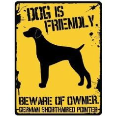GSP warning sign