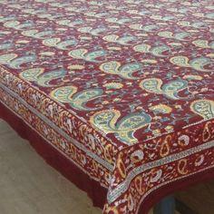 30 best indian print tablecloth images home textile indian prints rh pinterest com
