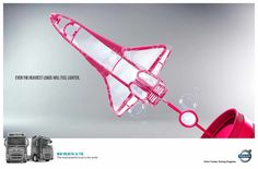 Volvo Trucks: Spaceship