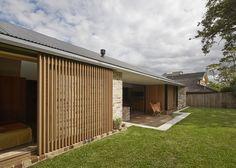exterior modern residence