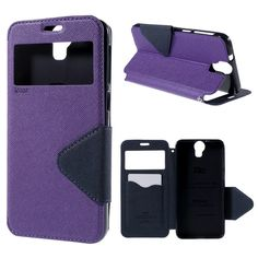 For HTC One E9 Plus Cover Original ROAR KOREA Diary View Window Leather Case Cover for HTC One E9 Plus Retail Package