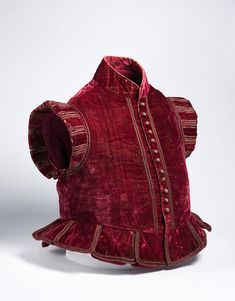 DIY Denim design Throws pillows candles baskets are great items for winter decor. Anna Maria Garthwaite, Renaissance Fashion, Medieval Armor, Doublet, Costume Institute, Historical Clothing, Metropolitan Museum, Fashion History, Vintage Outfits
