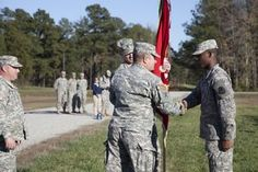 S.C. Adjutant General recognizes N.C. Army National Guard Soldiers