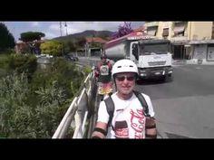 Mit dem Airwheel Q3 durch Italiens Straßen