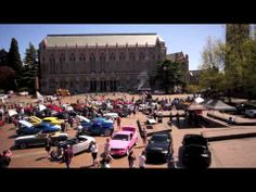 Here's a short video montage of the 6th Annual 2013 Red Square Car Show charity benefit for PAWS at the University of Washington, sponsored and coordinated by NorthWest Auto Salon, Cats Exotics & SigEp!