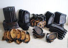 СЕРВИРОВОЧНЫЕ ДОСКИ ДЛЯ РЕСТОРАНОВ, РАЗДЕЛОЧНЫЕ ДОСКИ ИЗ ДУБА Kitchen Board, Wood Design, Rustic Wood, Accessories, Diy, Wood, Fruit Bowls, Burnt Wood, Clays