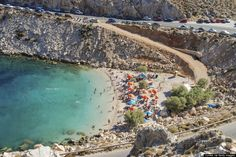 chios beach ~ Chios Is The Most Magical Greek Island You Didn't Know Existed