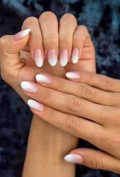 Was steckt hinter dem Maniküre-Trend SNS-Nails? What's behind the manicure trend SNS-Nails? S And S Nails, My Nails, Short Nail Designs, Nail Art Designs, Nails Design, Short Nails, Long Nails, Short French Nails, Almond Nails