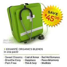 100% organic and 100% toxic free Essential Oils Pack www.essanteorganics.com/teamunity