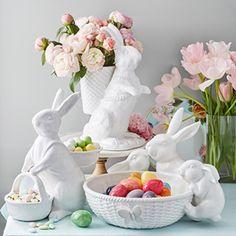 Easter whiteware-Williams & Sonoma