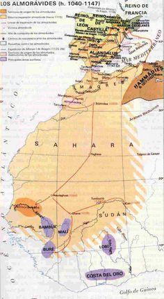 Where was the ottoman empire ottoman empire map 1500 maps os almorvidas africa mapnorth africaworld history publicscrutiny Choice Image