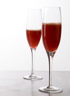 Blood Orange Mimosa Recipe