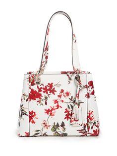 63ea950b9b4 Kamryn Floral Shopper Tote Shopper Tote