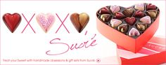 Some of the best Chocolate on the planet!   www.ShopSucre.com