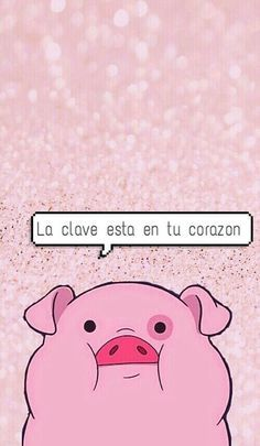 Imagen de pato, pig, and wallpaper