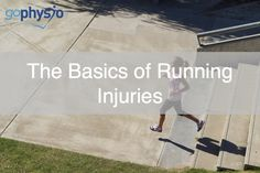 On the blog - the basics of running injuries…