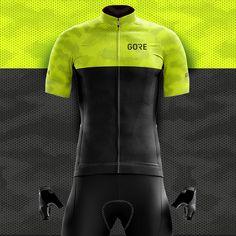 my design for Gore Wear #gorewear