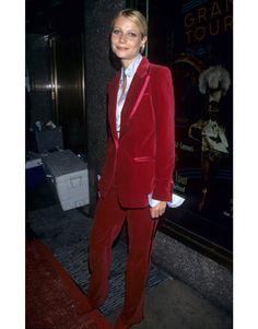 Gwyneth in Gucci, 90s