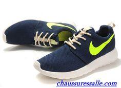 Vendre Pas Cher Chaussures nike roshe run id Femme F0022 En Ligne.