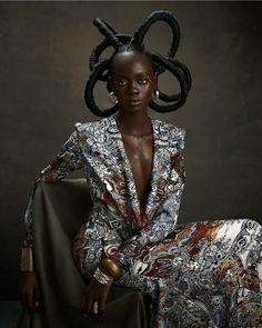 Dope Hairstyles, Black Girls Hairstyles, Black Hairstyle, Black Love Art, Beautiful Black Women, Afro Hair Inspiration, Natural Hair Moisturizer, Black Royalty, Black Roots