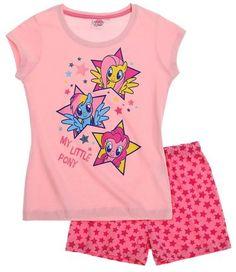 My Little Pony Short Sleeve Pyjama fuchsia