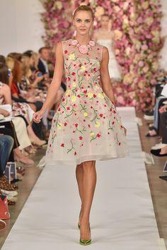 Oscar de la Renta Spring 2015 Ready-to-Wear - Collection - Gallery - Look 35 - Style.com
