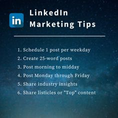 LinkedIn Marketing: The All-in-One Guide to Content and Scheduling https://blog.bufferapp.com/linkedin-marketing #linkedin #socialmedia #marketing