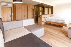 €220 Ein Spa, eine Innenpool und eine Sauna erwarten Sie im Das Wanda.