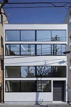 Asakusa Apartments by PANDA in Tokyo