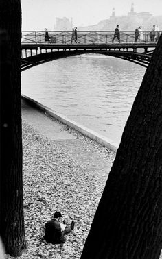 Andre Kertesz. Thinking Big
