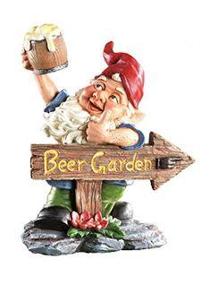 Beer Garden Gnome Lawn Ornament Collections Etc http://www.amazon.com/dp/B00UURFIF0/ref=cm_sw_r_pi_dp_4CVqvb1SHR8AS