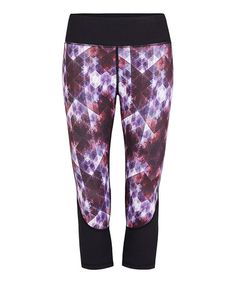 Look what I found on #zulily! Satellite Orchid Chelsea Compression Leggings #zulilyfinds