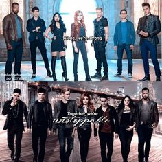 There only unstoppable together because Alec and Magnus are holding hands - John Watson - Dekoration Alec And Jace, Clary Y Jace, Shadowhunters Series, Shadowhunters The Mortal Instruments, John Watson, Shadow Hunters Tv Show, Freeform Tv Shows, Emma Book, Simon Lewis