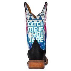 Cinch Edge Women's Tabloid Square Toe  Boot