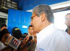 Norman Quijano futuro presidente de El Salvador reunido con el Sector Juventud ARENA de Sonsonate