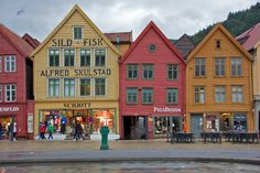 Springsteen and Me in Bergen, Norway http://www.llworldtour.com/2013/06/25/visit-to-bergen-norway/