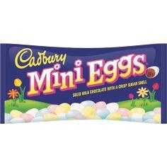 (EASTER)  @ Target, etc.. - Cadbury Easter Candy Coated Mini Eggs, 10 oz: Snacks, Cookies & Chips : Walmart.com
