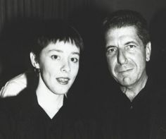 "cohenyearsphotos: "" "" Columbia recording artist Leonard Cohen visited New York City for shows at the Ritz and Carnegie Hall - and was greeted after the sold-out Carnegie concert by Suzanne Vega, the folk heroine who bears the first name of his. Leonard Cohen, Adam Cohen, Suzanne Vega, Visit New York City, Carnegie Hall, Bon Iver, Songs To Sing, Music Icon, Choir"