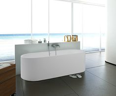 Omina Bath - Lavo Bathrooms and Bathroom Accessories in Cape Town. Supply of Taps, Sinks, Sanitary Ware, Baths in Cape Town.